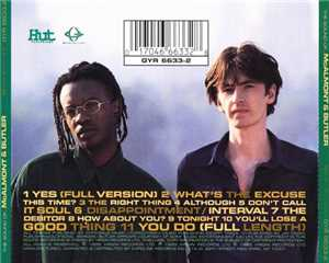 Download The Sound Of McAlmont And Butler - Indie Rock 1995 Flac-Lossless