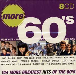 Download More & Greatest Hits Of The 70's 16CD EAC 2003-2005