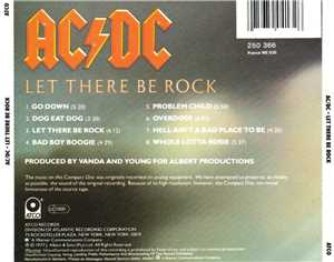 Download ACDC Let There Be Rock 1977 FLAC